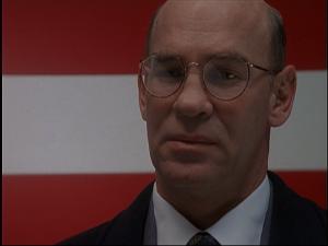 Figure 3 - FBI Assistant Director and Vietnam veteran Walter Skinner (The X-Files)