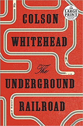 May #Bookhour: The Underground Railroad by Colson Whitehead