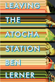July #Bookhour: Ben Lerner's 'Leaving the Atocha Station' (2011)