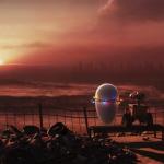WALL-E, Image courtesy of Pixar