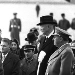 General Franco and President Eisenhower in Madrid in 1959