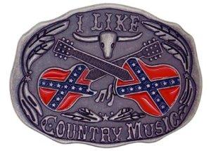 Confederate belt buckle