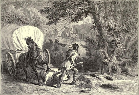 'Battle of Bloody Brook'. Source: Study.com. http://study.com/cimages/multimages/16/Bloody_Brook.jpg