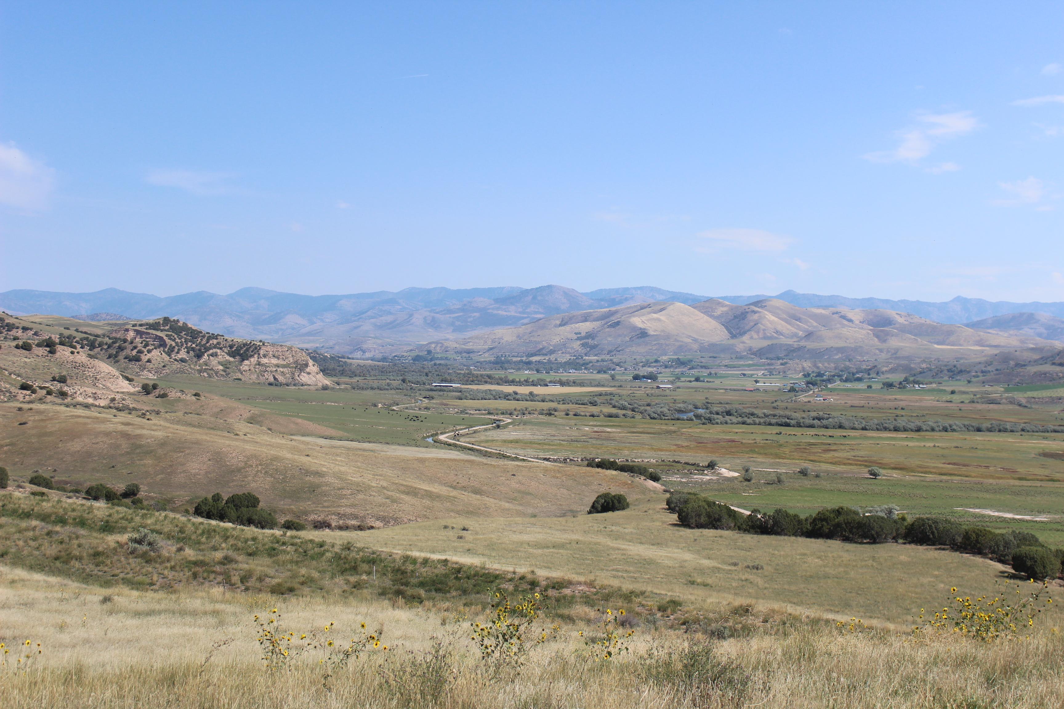 Bear River Massacre Site, Idaho. Copyright: Susannah Hopson.