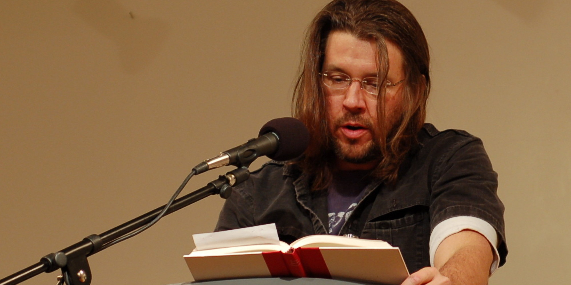 david foster wallace host essay