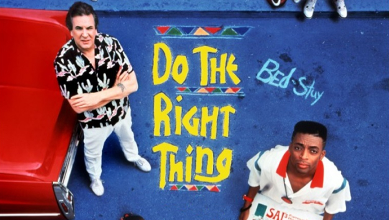 Black Films Matter: Reassessing Spike Lee's 'Do the Right Thing' in Post-Ferguson America
