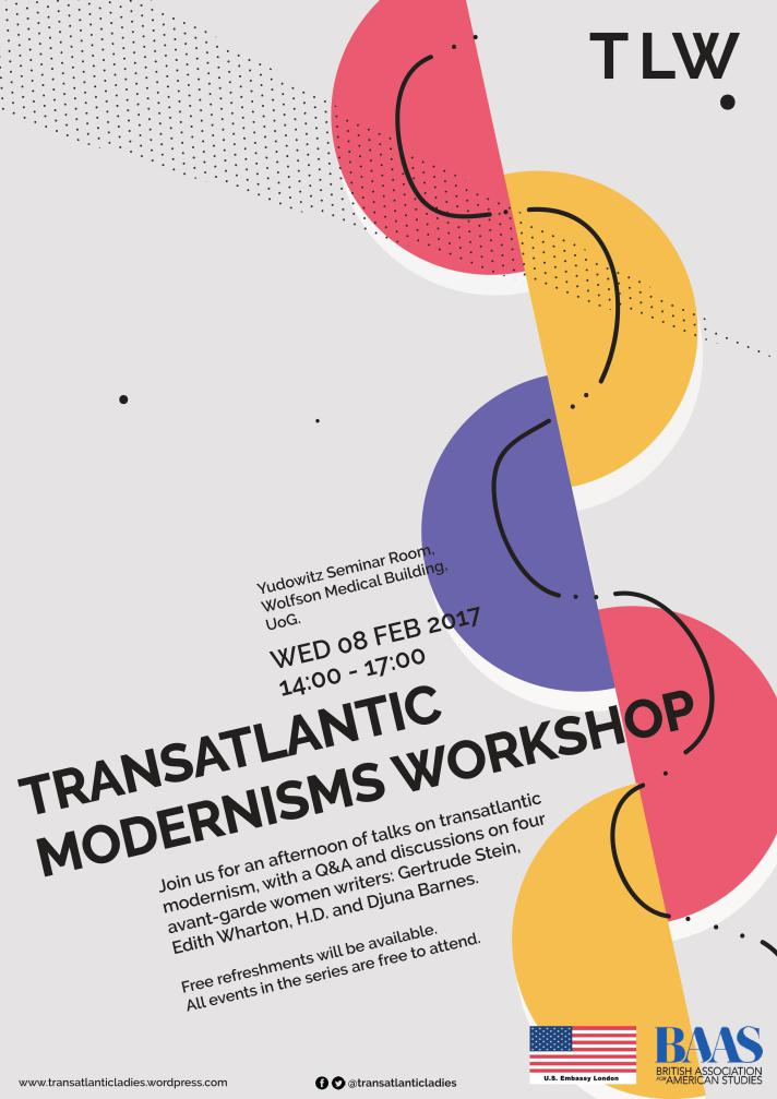 Review: Transatlantic Modernisms, Transatlantic Literary Women Series
