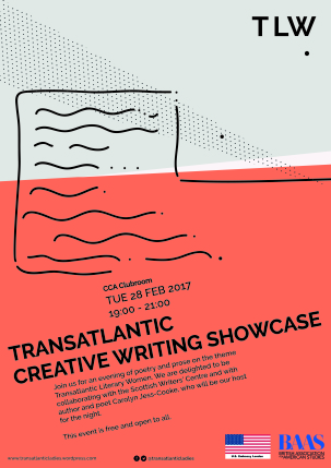 Review: Transatlantic Creative Writing Showcase, Transatlantic Literary Women Series