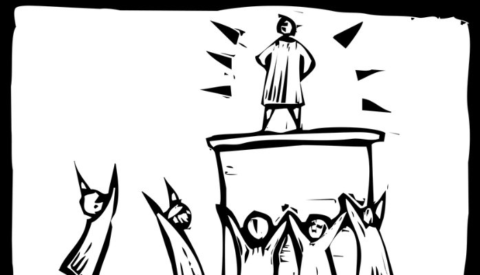 The Authoritarian Heroes of Liberal Individualism