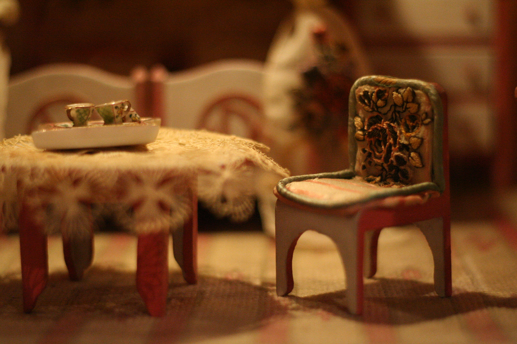 The Stettheimer Dollhouse: A Life and Salon in MiniatureWinner of the BAAS Postgraduate Essay Prize